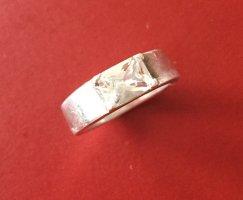 Thomas Sabo Ring Silber, Gr 52