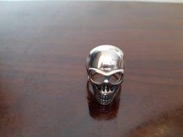Thomas Sabo Silver Ring silver-colored mixture fibre