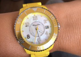 Thomas Sabo Analog Watch yellow