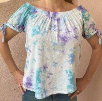 H&M Koszulka typu batik Wielokolorowy Bawełna