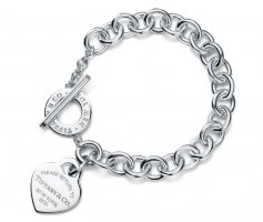 "Tiffany Armband ""Return to Tiffany"" medium 925er Sterling Silber"