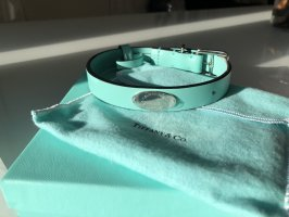 Tiffany&Co Collier turchese Pelle