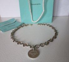 Tiffany&Co Collar estilo collier color plata metal
