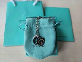 Tiffany&Co Bransoletka srebrny Jedwab
