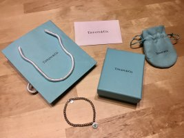 Tiffany&Co Bracelet silver-colored-turquoise