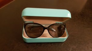 Tiffany&Co Glasses black-baby blue