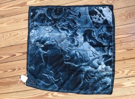 Tiger of sweden Silk Cloth dark blue