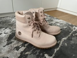 Timberland Boots 6 In Premium Boot rosa