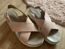 Timberland Comfort Sandals dusky pink