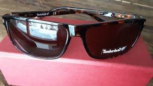 Timberland Angular Shaped Sunglasses brown-dark brown