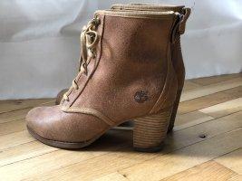 Timberland Stiefeletten, Boots, Gr 37,5, Leder, Top Zustand