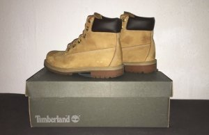 Timberland Winter Booties gold-colored-sand brown