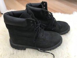 Timberlands Boots Schwarz