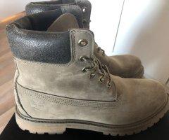 Timberland Chelsea laarzen taupe