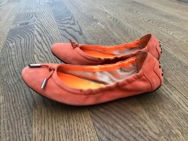 Tod's Ballerinas, Gr. 38, orange