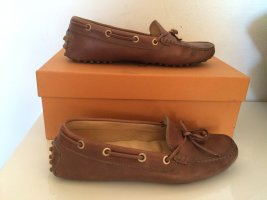 Tod´s Mocassins/Loafers braun Gr.36