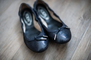 Tod´s Pailletten Ballerinas