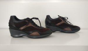 Tod's Sneaker con tacco multicolore