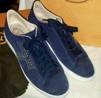 TOD'S Sneaker, Loafer, Slipper m.Silber Nieten Details, NP 529€