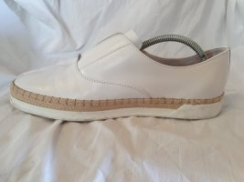 tod's sneakers weiss