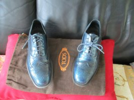 Tod's Wingtip Shoes blue