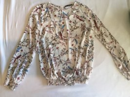 Atmosphere Long Sleeve Blouse multicolored