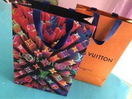 Louis Vuitton Carry Bag dark orange
