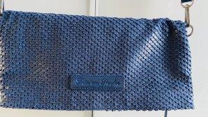 Fritzi aus preußen Clutch steel blue-cornflower blue