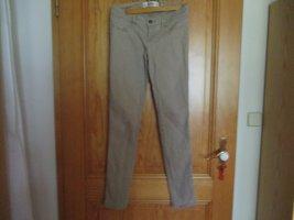 Hollister Pantalone peg-top beige chiaro Cotone