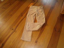 Tolle Hose aus Samtcord von Mangotree * Größe 38 * Mit Perlenstickerei am Bund