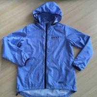 DKNY Sports Jacket cornflower blue-steel blue mixture fibre