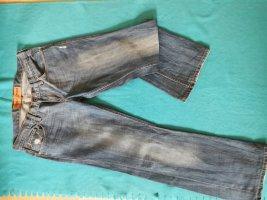 Freemant T. Porter Jeans large multicolore