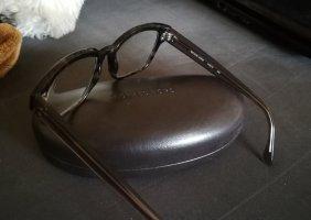 Michael Kors Gafas cuadradas gris antracita