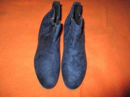 Buty zimowe ciemnoniebieski