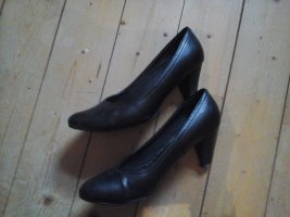 tolle Pumps von Jane Klain schwarz Gr. 39