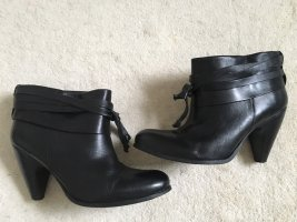Bronx Slip-on laarzen zwart