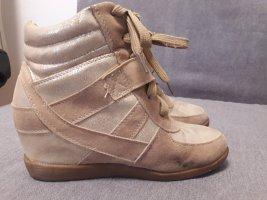 Tolle Schuhe Gr. 36/37, 1x getragen,Marke GDM