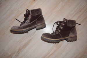 tolle Schuhe, Winterschuhe, Stiefletten, Gr. 38