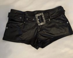 100% Fashion Short moulant noir