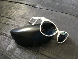 Retro Glasses white-black