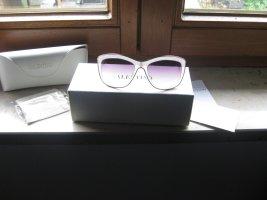 Valentino Retro Glasses mauve-gold-colored
