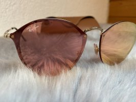 Ray Ban Glasses rose-gold-coloured-dusky pink