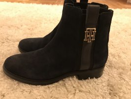 Tommy Hilfiger Botines azul oscuro