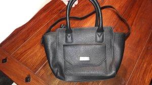 s.Oliver Carry Bag black imitation leather