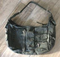 abro Shoulder Bag khaki nylon