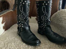 Tolle Vintage Stiefel v. Olympic- für D&G Gr. 39