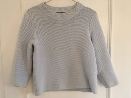 COS Knitted Sweater azure