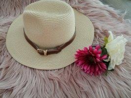 dm original Chapeau de soleil brun-beige clair