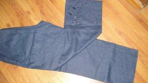 Next Petite Linen Pants multicolored linen