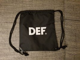 def Pouch Bag black